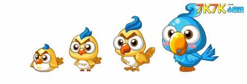 鹦鹉-蓝金刚鹦鹉变异进化图鉴及获得方法
