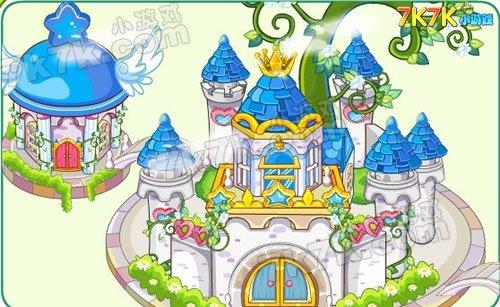 我的城堡儿童画
